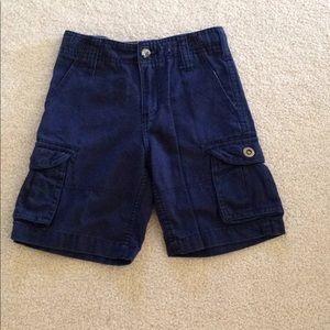 Like new Osh Kosh navy shorts
